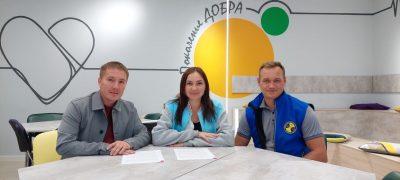 Соглашение о сотрудничестве с Ресурсным центром поддержки добровольчества в Республике Марий Эл